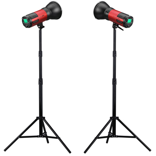 ProMaster-Unplugged TTL600 2-Light Kit #6803-Studio Lighting Kits