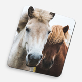 Standard Large Mouse Pad with 1 full image 9.5 x 8