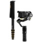 Ikan-DS2-A Beholder 3-Axis Gimbal and 5 Section Monopod Extension Kit-Tripods & Monopods