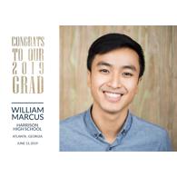 Grad Card (18-013-5x7)