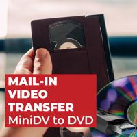 MiniDV to DVD
