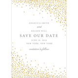 Confetti - Save the Date 5x7
