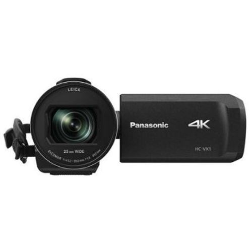 Panasonic-Caméscope 4K HC-VX1K - 4X Leica Dicomar-Caméras Vidéo