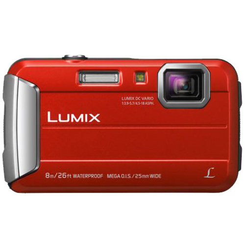 Panasonic-Lumix DMC-TS30 Tough Digital Camera-Digital Cameras