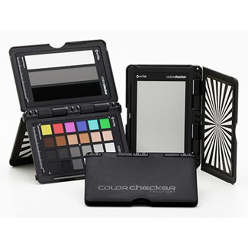 X-Rite-ColorChecker Passport Video-Photo Software