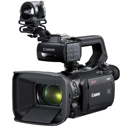 Canon-XA55 4K Ultra High Definition Camcorder-Video Cameras