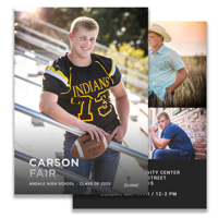 Graduation Announcement (20-006)