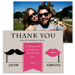 Retro - 2 Sided Thank You