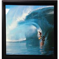 Black Float Frame for 12x12 Aluminum