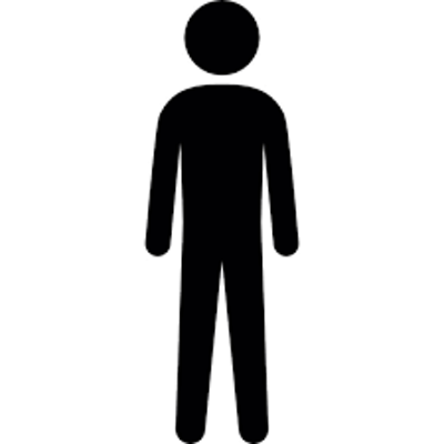 """LifeSize Cutout 7 Feet Tall x 36"""" Wide"""
