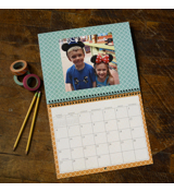 Multipage Wall Calendars *XMAS DEADLINE DEC 4*(DONE IN STORE)