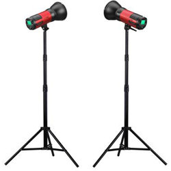 ProMaster-Unplugged TTL400 2-Light Kit #6789-Studio Lighting Kits