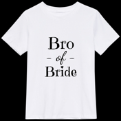 Brother of Bride - T-shirt
