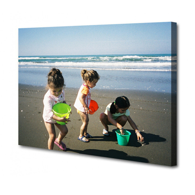300x450mm Horizontal Canvas on 45mm Stretcher Gallery Wrap