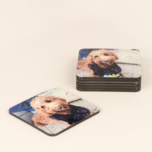 4 Coasters 3.75 x 3.75 (same image)