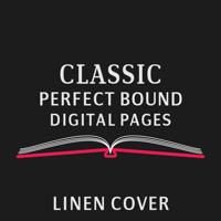 Classic Album : Linen Cover (Perfect Bound, Digital Print)