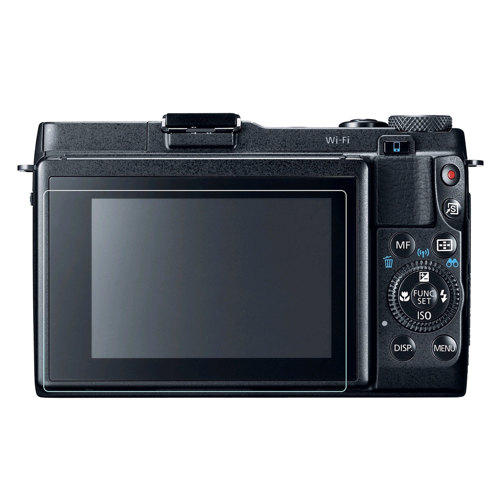 Phantom Glass-Canon G7X Screen Protector-Miscellaneous Camera Accessories