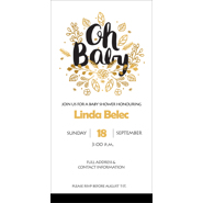 Baby Shower Card C