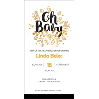 Baby Shower Card C