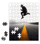 110 piece jigsaw - vertical