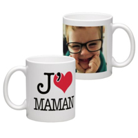 Tasse J'M Maman - Droitier 11oz