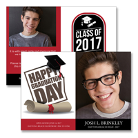 Happy Grad Day - 2 Sided