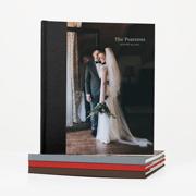 Book Layflat Linen Photo Cover 8.5x11