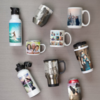 Mugs, Water Bottles, Steins and Drinkables