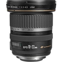 Canon-EF-S 10-22mm F3.5-4.5 USM-Lenses - SLR & Compact System