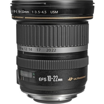 Canon-EF-S 10-22mm F/3.5-4.5 USM-Lenses - SLR & Compact System