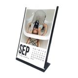 2021 - 5x7 Desktop Calendar with Stand