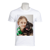 Large Youth T-Shirt - V
