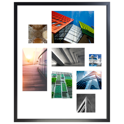 Framed Collage Print 16x20 - V
