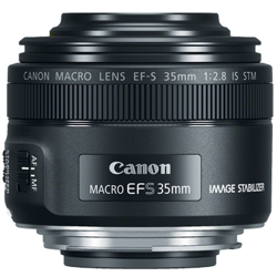 Canon-EF-S 35mm f2.8 Macro IS STM-Lenses - SLR & Compact System