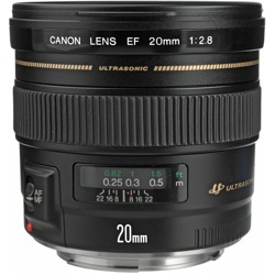 Canon-EF 20mm F/2.8 USM-Lenses - SLR & Compact System