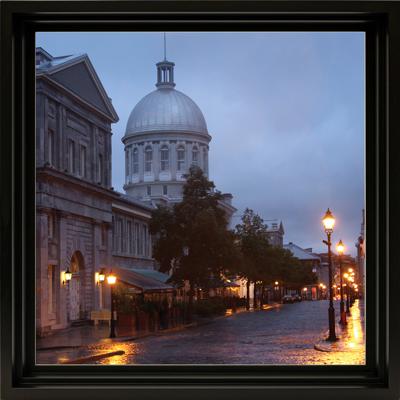 Framed Photo Canvas - 12x12