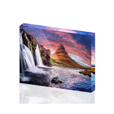10x8 - Bloc acrylique