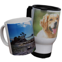 Coffee Mugs & Travel Mugs