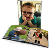 A4 Personalised (Portrait) Hard Cover Book