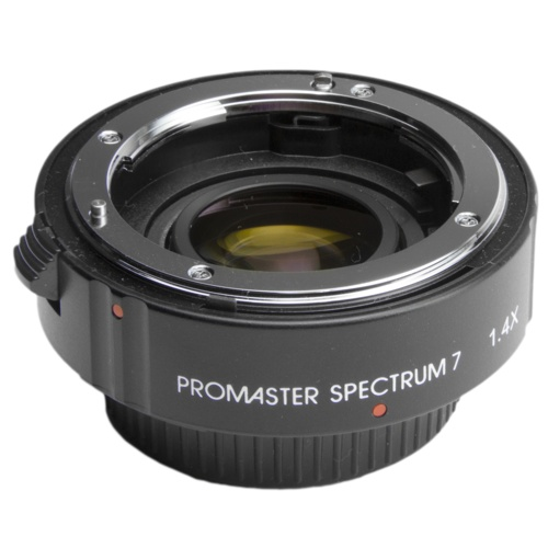 ProMaster-1.4x Digital Auto Focus Teleconverter for Nikon Digital and Traditional SLRs #1880-Lens Converters & Adapters
