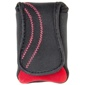 ProMaster-Agua Neoprene Camera Pouch - Red Snapper #9261-Bags and Cases
