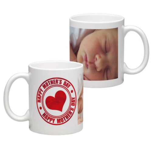 11 oz Ceramic Mug (Mom I)