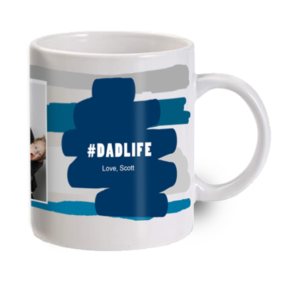 PG-863 - Dad Mug