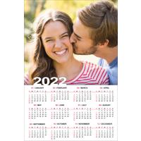 8 x 12 Poster Calendar - 2022
