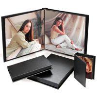 8x10 Peel and Stick Black Album