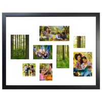 Framed Collage Print 11x14 - Horizontal