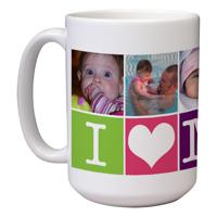 15 oz Ceramic Mom Mug (E)