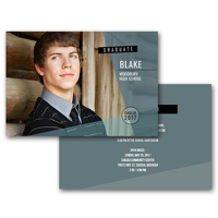016-024-5x7 - CARDSTOCK CARD - SET OF 25