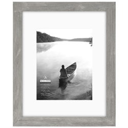 Malden-11x14 16x20 Gray Matted-Photo Frames