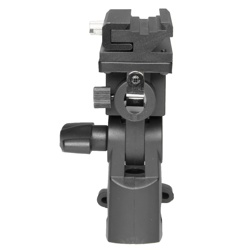 ProMaster-Swivel Umbrella Holder for Shoe Mount Flash #4729-Light Stands & Accessories